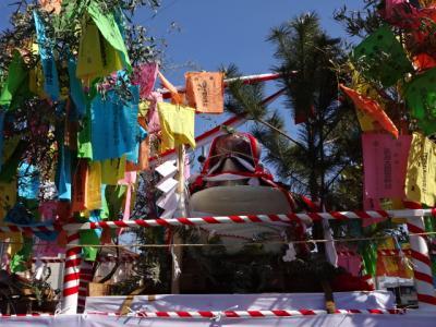 H30年 国府宮はだか祭り前日の大鏡餅奉納パレード