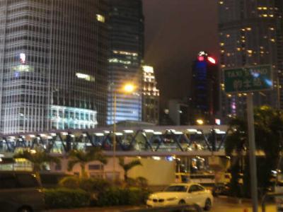 E&Oホテルに泊まる三世代ペナン旅行(7)香港