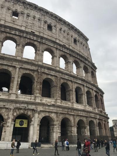 2018年1月イタリアpart4(ローマ観光編)