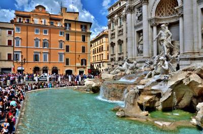 2011 イタリア,フランス10日間 6.いにしえの帝国、ローマ