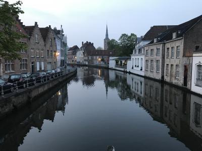オランダ アムステルダムとベルギー ブルージュへ③
