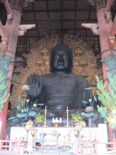 奈良の大仏っさんに会いに行こう★古都探訪の旅1