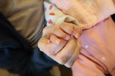 旧正月だよ!娘4カ月 はじめての日本07★埼玉★ずっと会いたかった祖母に会いに ~スマイルホテル川口・ステーキハウス フォルクス~
