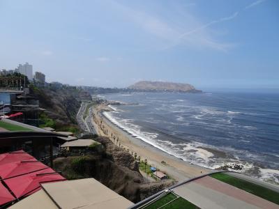 南米周遊:ペルーのリマに行ってきました。