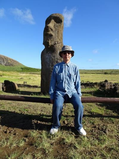 南米周遊:チリのイースター島に行ってきました。