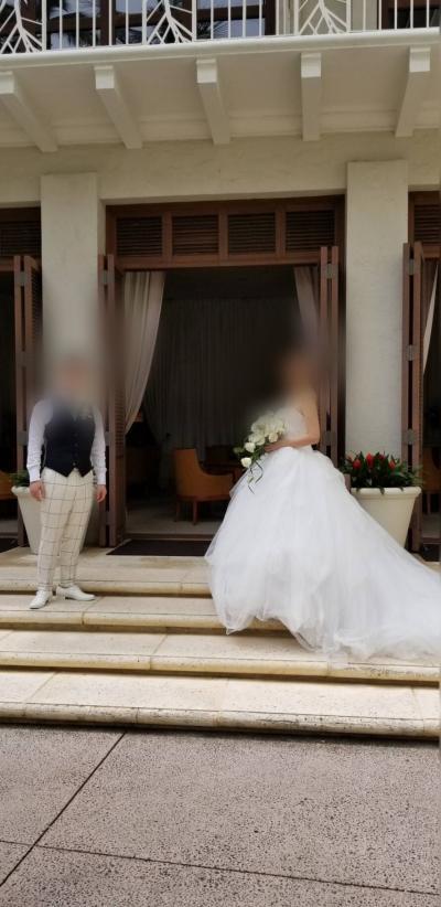 ハワイウエディング&家族旅行と新婚旅行 2日目