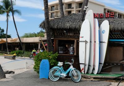 2.ハワイ島 ワイコロア・ビレッジとヒロで過ごす8日間(カウアイ・ハワイ・オアフ島の2週間)2018年1月