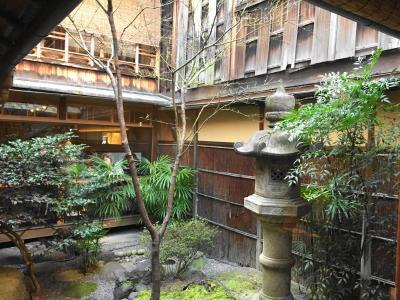 関西①1日目 日航プリンセス京都にとまって京都スイーツ巡り