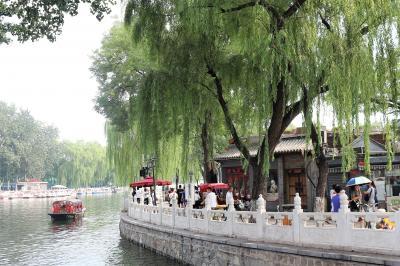 2017 AUG 真夏の北京(6/6) 新旧北京の街歩き 巨大都市だけにほんの一コマだけ 作成中
