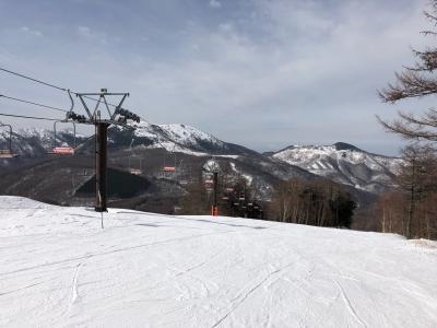 激安ツアーで行く湯の丸スキー場日帰りの旅