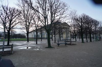 フリーなパリ--オランジュリー美術館1‐-