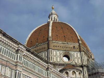 2018年 冬のイタリア・フィレンツェの旅(1・2日目)