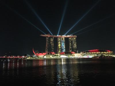 思い立ったらシンガポール一人旅 一泊三日 2-3日目