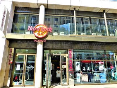ハードロックカフェ バレンシア店