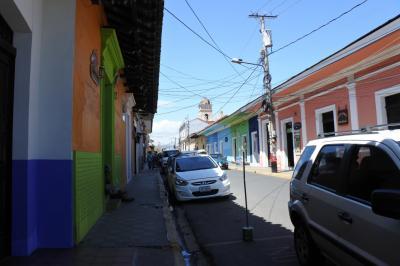 1週間ちょいの中米旅行*ニカラグア・グラナダ