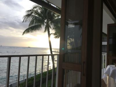 ハワイウエディング&家族旅行と新婚旅行 6日目