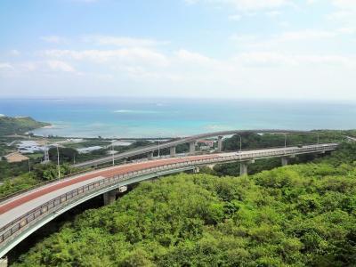 初めての沖縄旅行(その4)《万座毛・中城城・知念岬・首里城編》