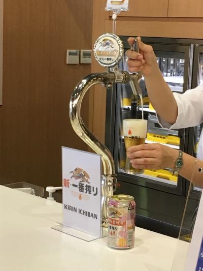 キリンビール横浜工場!久々でした。
