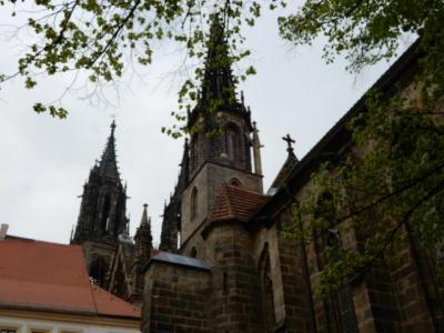 2017GW 初の東ドイツ~プラハ 【53】 マイセンその4 大聖堂<後編>