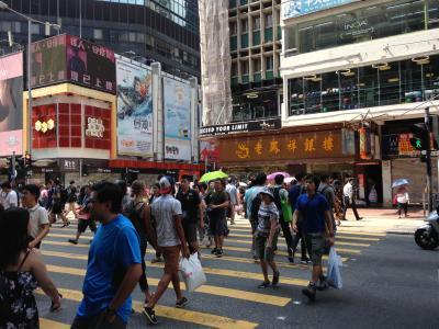 XXVII 9月の香港(香港島→羽田)