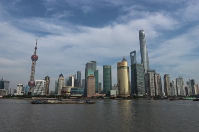 ~上海3泊4日旅行~その2 上海市内を駆け巡る