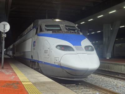 ピーチと高速列車KTX利用釜山ソウル1泊2日旅行(東横インに宿泊)