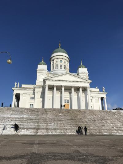 ヘルシンキ、ストックホルム1人旅 到着から2日目