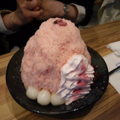 東京食べ歩きとホテルメトロポリタンエドモント