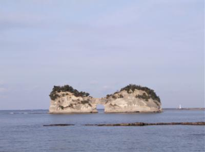 円月島(和歌山県白浜町)へ行ってきました・・・
