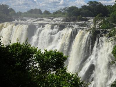 絶景を求めて、遠かった南部アフリカVol.1(ビクトリアの滝)