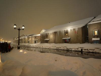 冬の札幌・小樽