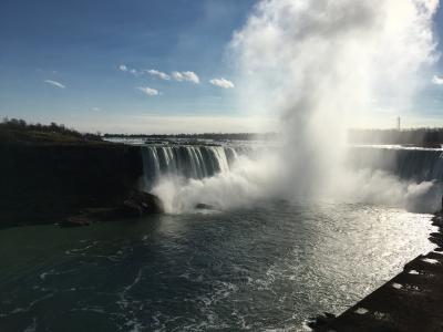 カナダ(2)ドドドドドドドド/ナイアガラ・フォールズ