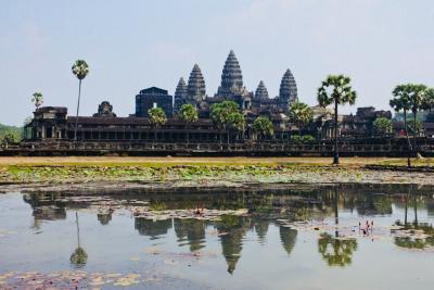 カンボジア一人旅3~アンコール遺跡めぐり~