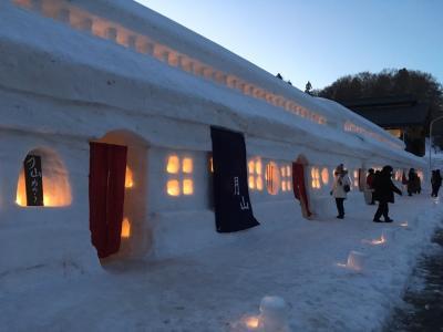 早春の寒河江・西川町の美味い料理三昧と月山志津温泉「雪旅籠の灯り」を訪ねた