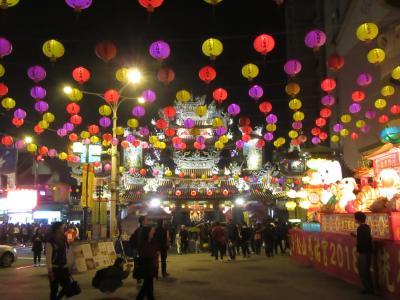 一人でも楽しめる、お祭りづくしの台湾「ランタンフェスティバルと平渓天燈祭」  1