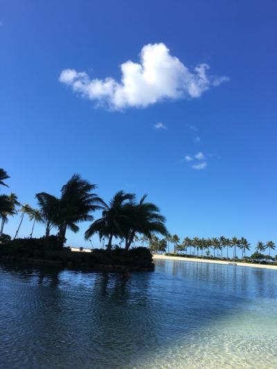 4泊6日ハワイ旅行ver1