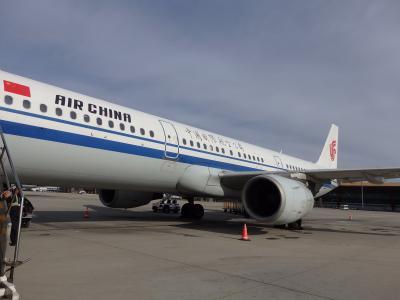 中国国際航空(CA)で行くバンコク:往路北京経由Cクラス、復路上海経由Yクラス[搭乗記]