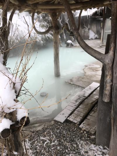 再びの乳頭温泉 鶴の湯 そして湯めぐり(1)