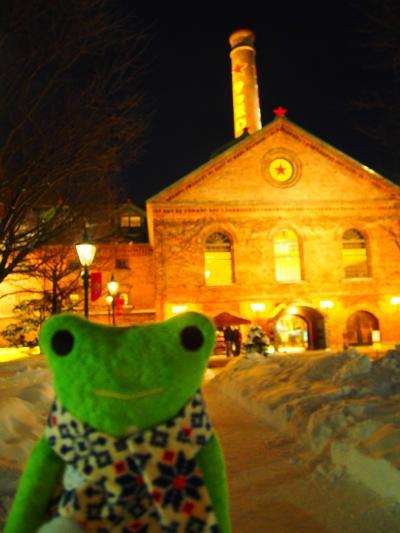 冬の1人旅 4 札幌は、うまいっしょ