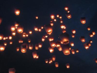 一人でも楽しめる、お祭りづくしの台湾「ランタンフェスティバルと平渓天燈祭」  4の続き