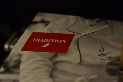 【列車で紡ぐヨーロッパ周遊】(01)準備と出発…エールフランス夜便エコノミークラスとアラカルトミール