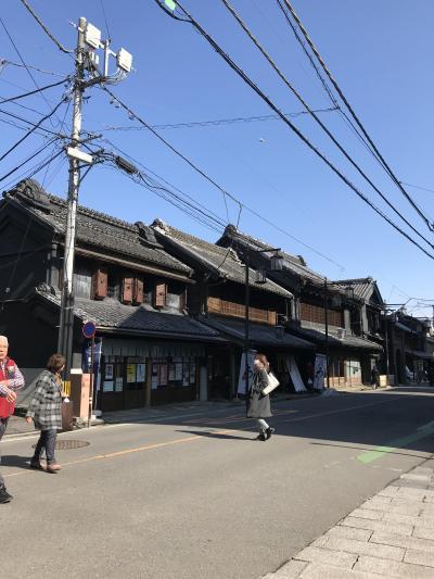 小江戸川越 鰻と昭和初期住宅を楽しむ