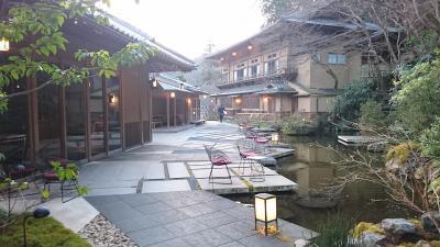 そうだ、京都にいこう。星のやに泊まりたくて。