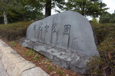 富士市内公園紹介 =7.米の宮公園(2017.11.18)=