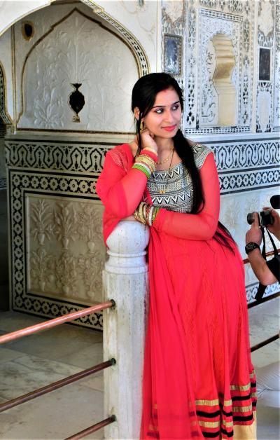 ピンクシティ・ジャイプール観光 ピンクはイギリス統治時代の色 < すっかりハマってしまったインドの旅 2日目その2 >