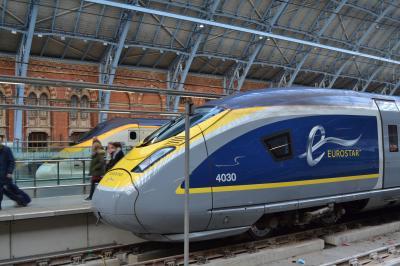 【列車で紡ぐヨーロッパ周遊】(03-1)ロンドンからパリへユーロスターで移動、列車運休トラブルの顛末