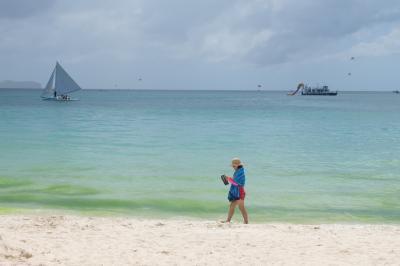 ボラカイ島は最高だった!