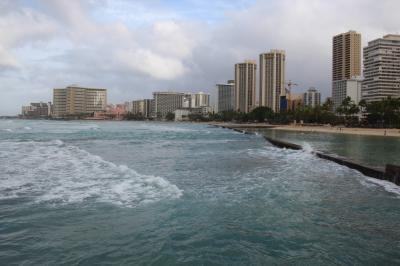 ハワイ旅行① ~オアフ島~
