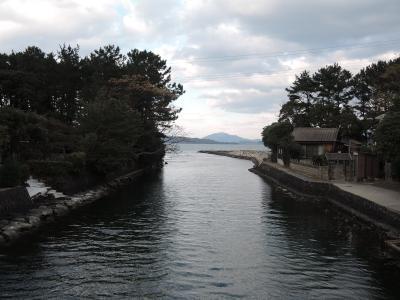 吉田松陰の謎解き、連れが思い出の秋芳洞・宮島、津和野のうずめ飯とフグ三昧