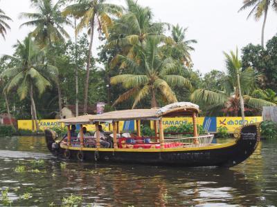 熟年一人旅(南インド・ケーララ州)